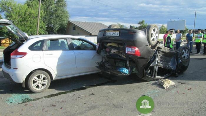 В аварии на Советском тракте пострадали 4 человека