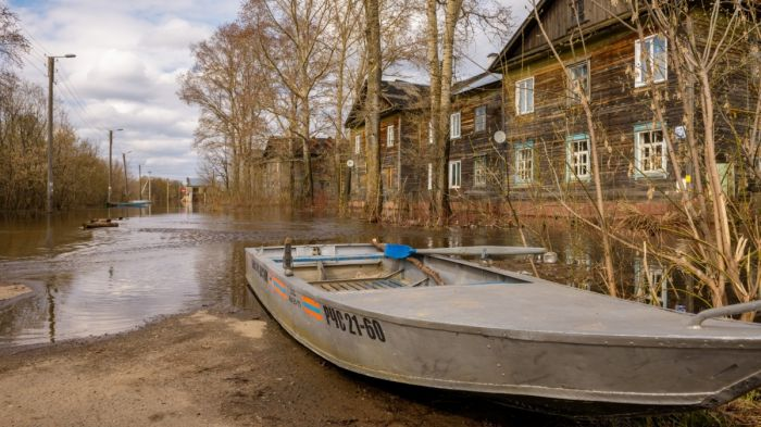 В Кирове обследуют жилой фонд в зоне возможного подтопления