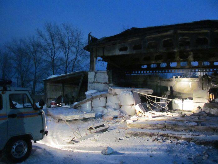 За взрыв на «Полиспене» начальнику цеха дали 1,5 года условно