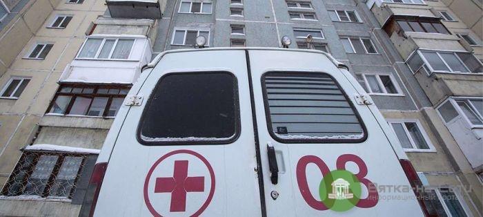 В Кирово-Чепецке из окна выпала женщина и разбилась насмерть