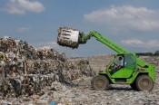 В Лебяжском районе принят в эксплуатацию новый полигон твёрдых бытовых отходов