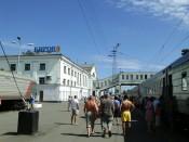14 233 человек в июне выбрали направление Киров - Москва