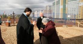 """В микрорайоне """"Чистые пруды"""" появится храм Рождества Пресвятой Богородицы"""