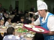 Комбинат школьного питания в Кирове уличен в мошенничестве