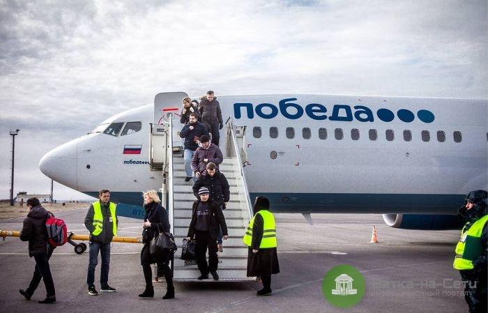 Самолёт, летевший в Киров, из-за технических неполадок вернулся во Внуково