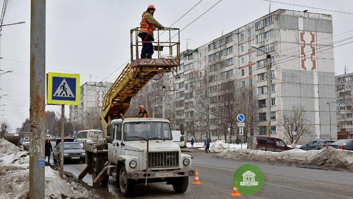 В Кирове установили более 4 тысяч новых светильников