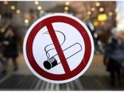 Курение в общественных местах собираются запретить