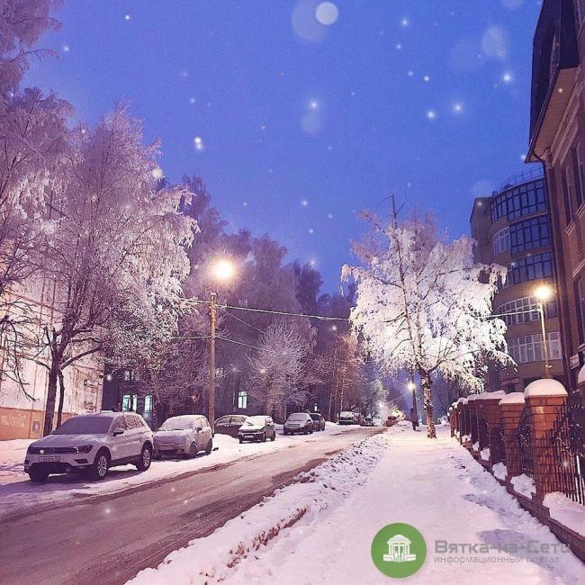 Погода на среду, 22 января