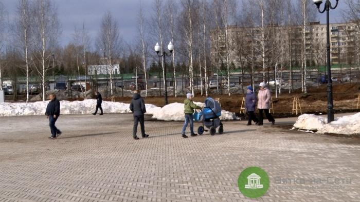 На водоотведение в Кочуровском парке готовы выделить 20 млн рублей