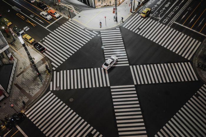 В Кирове могут появиться диагональные пешеходные переходы