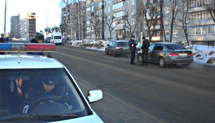 36 нетрезвых водителей задержаны в выходные
