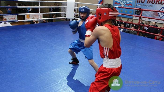 Кировские боксеры завоевали шесть медалей всероссийского первенства