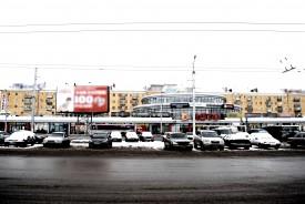 Парковка на привокзальной площади станет платной