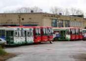 У автоперевозчика «Алекс-Авто» арестовали 27 автобусов