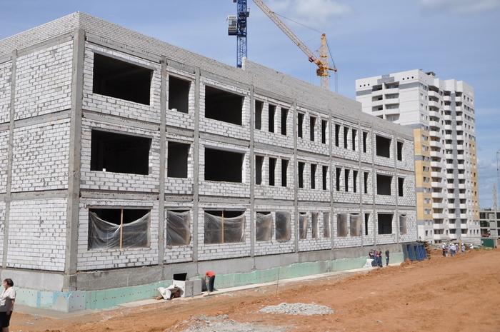 Банк ВТБ финансирует строительство школы в Кирове
