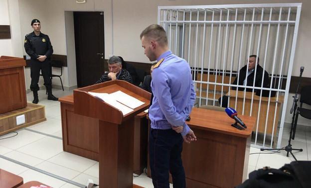 Арест главы ГИБДД