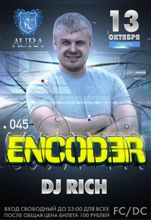 Encoder DJ Rich