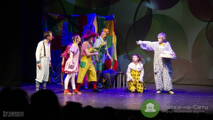 Нижегородский театр «Преображение» покажет в Кирове четыре спектакля