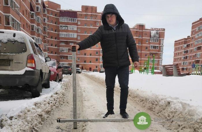 """""""Машина буксовала 18 часов"""": управляющие компании оштрафовали на 1,5 млн рублей"""