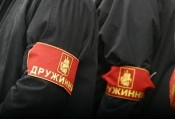 На улицы Кирова вышли отряды из полиции и дружинников