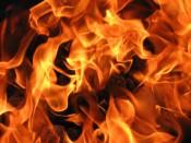 Количество пожаров из-за холодов выросло в 2, 8 раза
