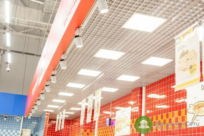 Свет, который продает: выбираем освещение для торгового зала