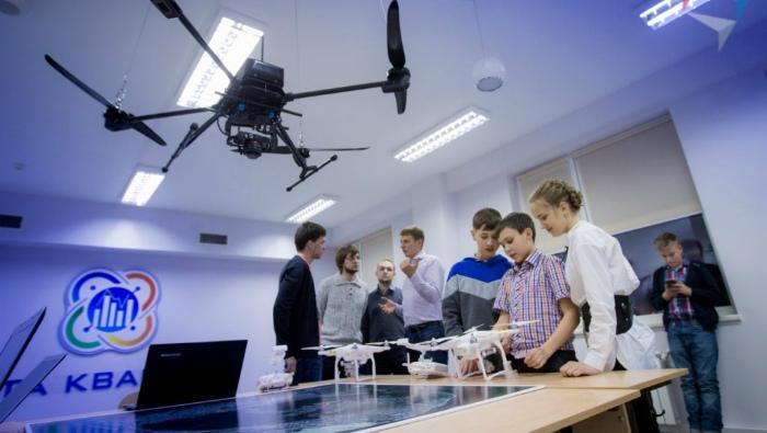 Регион получит более 78 миллионов рублей на создание «кванториумов»
