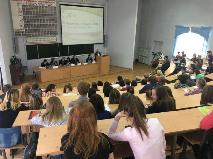 Специалисты филиала «КЧХК» принимают активное участие в мероприятиях Года экологии в Кировской области