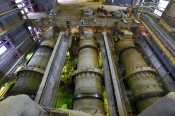 На ЗМУ проводится модернизация оборудования в цехе сложных удобрений