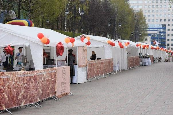 В День города пройдёт фестиваль еды под открытым небом «Вкусная Вятка»