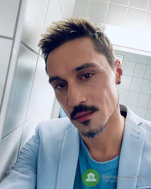 Дима Билан отменил концерт в Кирове и назначил другую дату