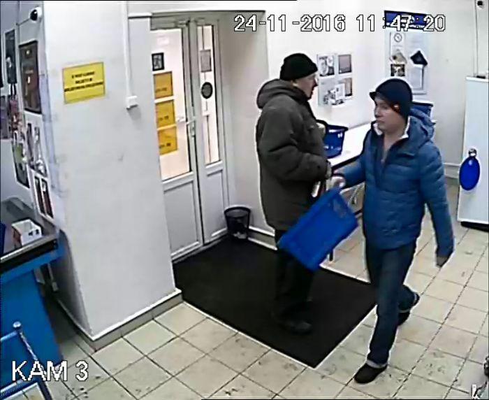Неизвестный забрал настойку измагазина наФилейке 0+