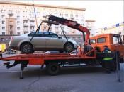 Поможет ли эвакуация автомобилей уменьшить  количество  ДТП?