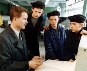 Социальная поддержка учащихся учреждений профобразования