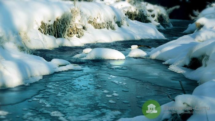 В этом году в Кирове планируют расчистить реку Хлыновку