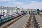 На кировский перрон прибудет юбилейный поезд