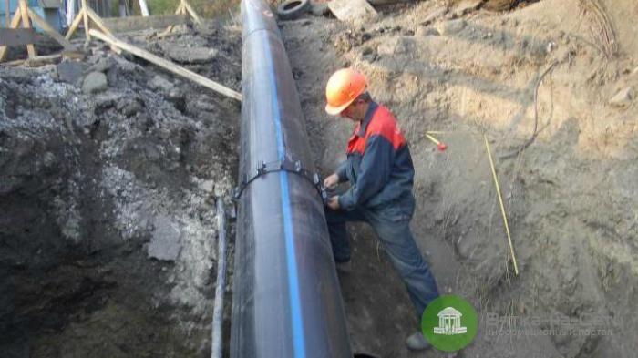 Из-за дефекта труб без воды в Кирове остались 25 домов