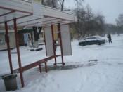 Состояние автобусных остановок в Кирове остаётся неудовлетворительным