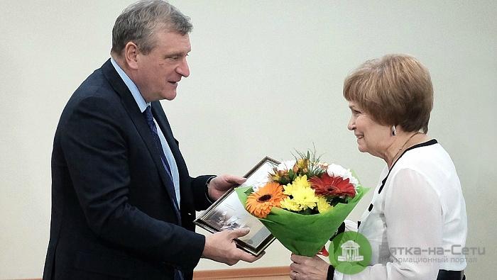 В Кирове состоялось вручение премии имени Александра Герцена