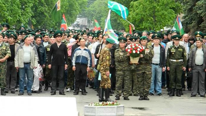В Кирове отметят вековой юбилей погранвойск