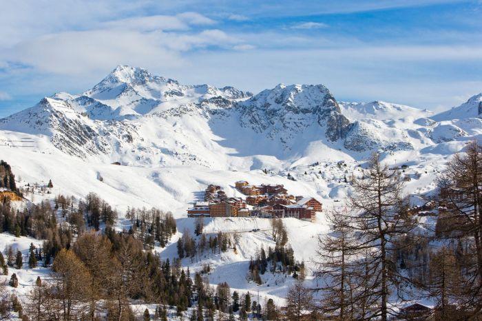 5 лучших горнолыжных курортов во Французских Альпах