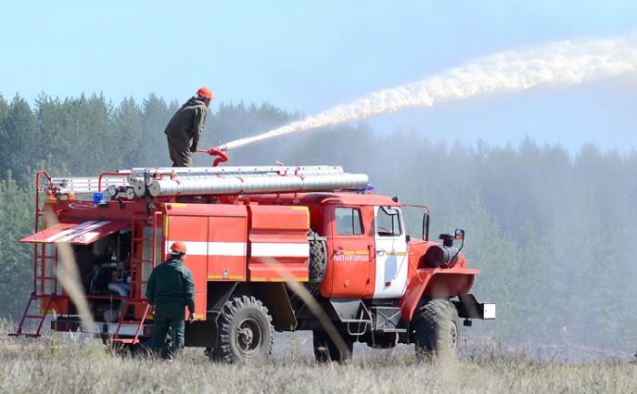 В Кировской области зарегистрирован первый лесной пожар