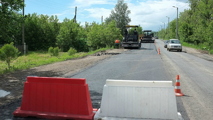 Моногорода Кировской области получат 135,5 млн рублей на ремонт дорог
