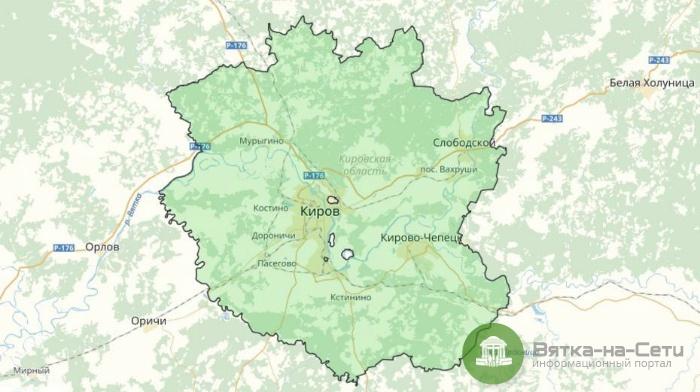 В Кировской области создали самый крупный зеленый пояс в России