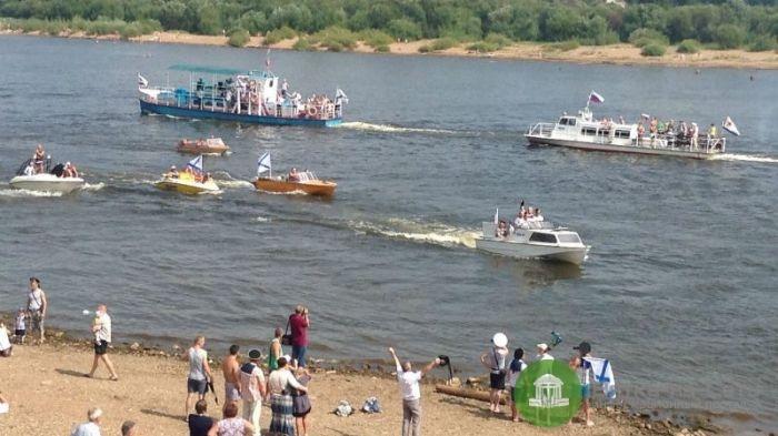 Кировчане увидят парад маломерных судов