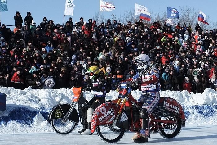 В Вятских Полянах стартовал финал чемпионата Европы по мотогонкам на льду