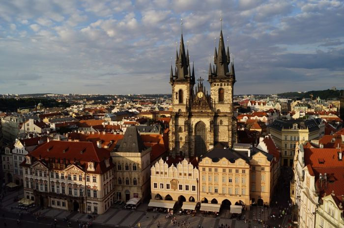 Как спланировать свое путешествие в Чехию