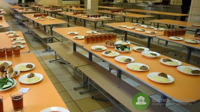 Качество еды в кировских столовых оценивают московские эксперты