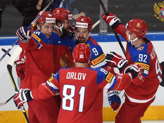 Полуфинал Россия - Канада ЧМ по хоккею 2017 начнется в 16:15 (мск)