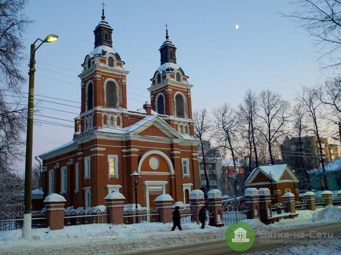 Кировских католиков перестали пускать в Александровский костел даже за деньги